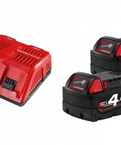 Энергокомплект Milwaukee M18 NRG-402